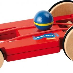 giocattolo macchinina in legno di qualità tedesca