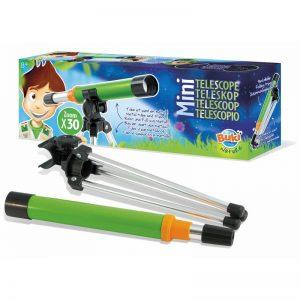 mini telescopio giocattolo educativo